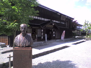 Tohnomukasibanasimura