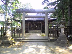 Matsugasakishrine